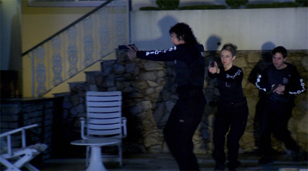 Será que a equipe de Franco vai conseguir prender estes bandidos? (Foto: Reprodução)