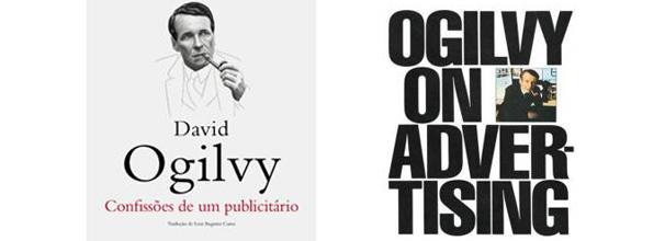 Livros de David Ogilvy (Foto: Divulgação)