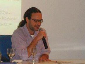 Breno Herrera é chefe da APA Guapimirim (Foto: Divulgação)