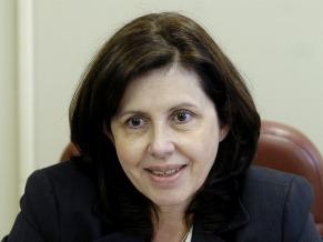 Maria do Pilar Secretária Educação Básica (Foto: Julio Cesar)