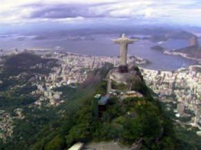 Baía de Guanabara (Foto: Reprodução de TV)