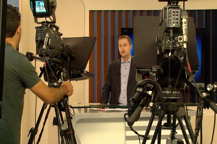 A TV Digital chegou em Cascavel (Foto: Reprodução)