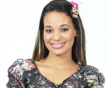 Claudia Vilarinho (Foto: TV Gazeta)