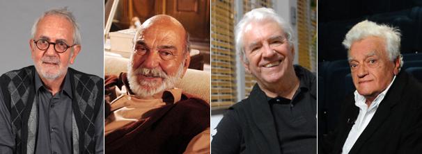 Grandes atores falam sobre suas carreiras (Foto:  Rafael França;  João Miguel Júnior; Marcio Nunes)
