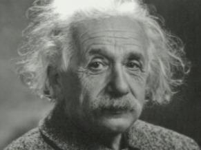 Globo Ciência: Einstein (Foto: Reprodução TV)