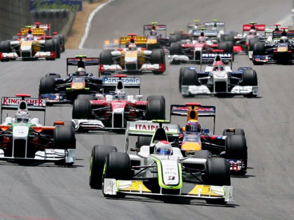 Pilotos se preparam para a penúltima etapa do Campeonato (Foto: AFP / GloboEsporte.com)