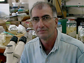 Efrem Ferreira é pesquisador do Inpa (Foto: Divulgação)