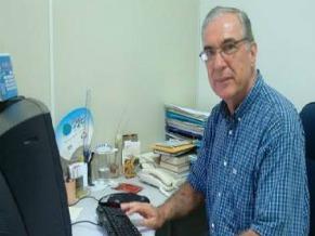 Padre Gabriele, coordenador pedagógico do Movimento de Educação de Base (MEB) (Foto: Divulgação)