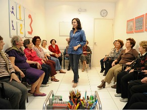 Oficina da Memória (Foto: Divulgação)