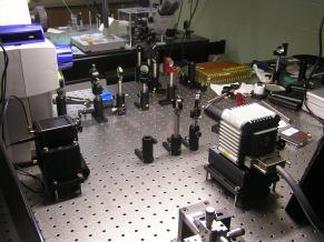 Globo Ciência: Laboratório de Nano Óptica (Foto: Divulgação)