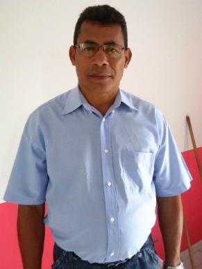 Vice-prefeito de Jutaí (AM) Antônio Cândido Gomes (Foto: Divulgação)