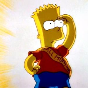 Bart vira fiscal do colégio (Foto: Divulgação)
