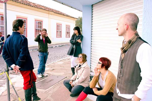 Amor em Tempos de Guerra - Mariano (Foto: Rodrigo Samia/RPC TV)