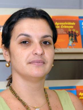 Joviana Quintas Claves/Fiocruz (Foto: Virginia Damas/CCI/ENSP/Fiocruz)
