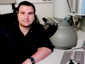 Kildare Miranda, professor do Instituto de Biofísica Carlos Chagas Filho (Foto: Divulgação)