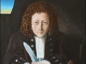 Globo Ciência: Robert Hooke (Foto: Reprodução TV)