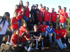 Globo Educação: violência no entorno (Foto: Divulgação)