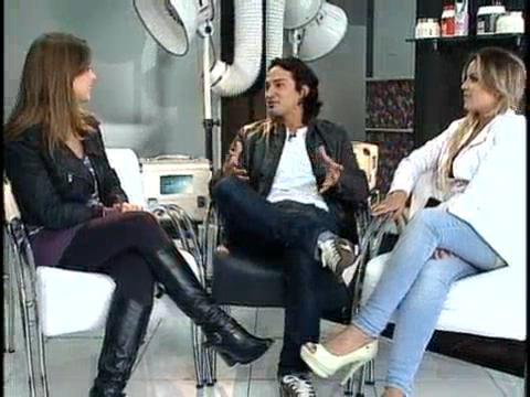 De São José dos Pinhais para o TV Xuxa (Foto: Reprodução)