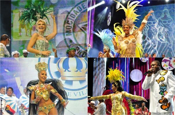 Carnaval 2012 (Foto: TV Globo / Estevam Avellar)