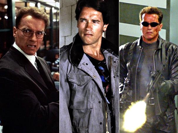Arnold Schwarzenegger se tornou famoso pelos seus filmes de ação (Foto: Divulgação)