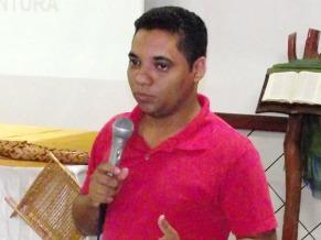 Lindomar de Jesus, secretário regional da Cáritas Regional II (Foto: Divulgação)