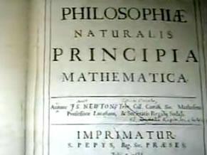 Livro Principia (Foto: Divulgação)