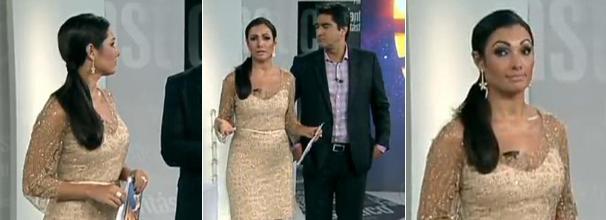 Patrícia Poeta (Foto: Reprodução/ TV Globo)