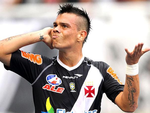 Vasco luta pela vitória no Brasileirão (Foto: Site Oficial do Vasco / GloboEsporte.com)