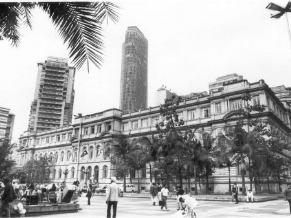 Globo Universidade: A história da criação da usp (Foto: Divulgação/USP/CCS/DVIDSON-Argus Documentação/ Jorge Maruta)