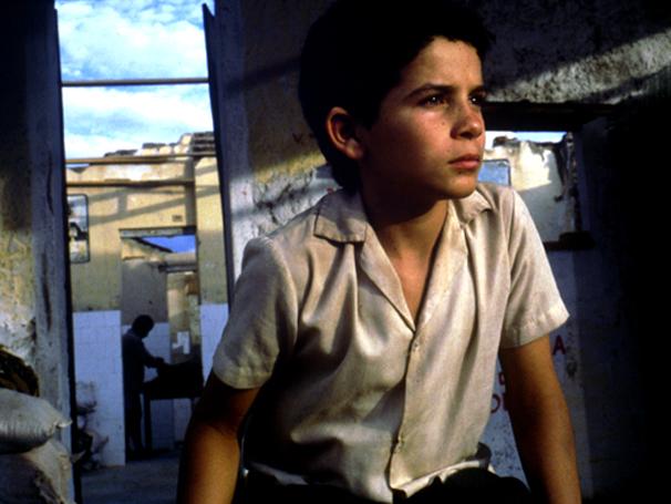 Vinicius de Oliveira estreou no cinema com o filme 'Central do Brasil' (Foto: Divulgação)