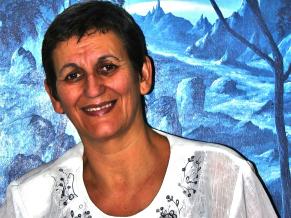 Ilda Silvério chegou em agosto na USP (Foto: Divulgação)