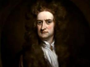 Globo Ciência: Isaac Newton (Foto: Reprodução TV)
