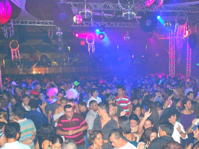 Stúdio 5 Disco (Foto: divulgação/AVG)