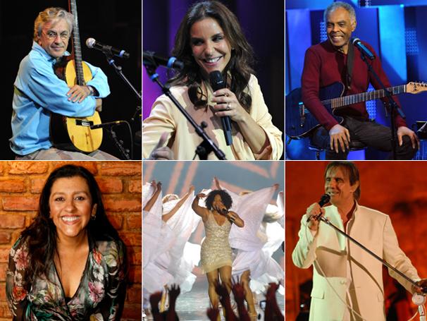 Fim de ano da Globo reúne espetáculos no último mês de 2011 (Foto: Divulgação/ TV Globo)