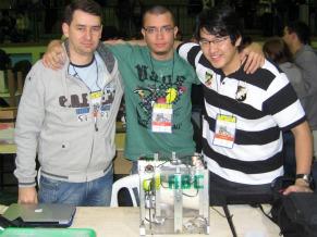 Equipe Gamma (Foto: Divulgação)