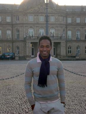 Alexandre Henderson viaja pra Alemanha (Foto: Divulgação)