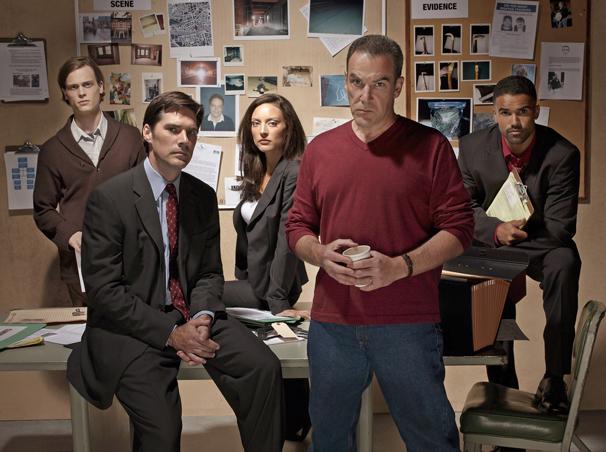 Time analisa o comportamento dos assassinos em série (Foto: Divulgação)
