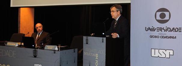 O Seminário Propriedade Intelectual em Foco aconteceu no dia 15 de setembro (Foto: Rogério Lorenzoni)