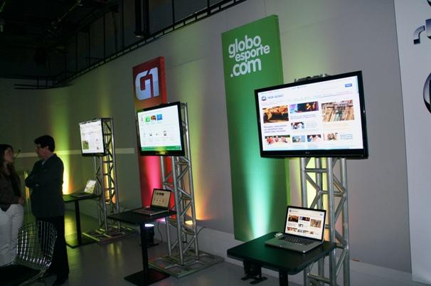 Rbs Tv Sala De Redacao ~ Rede Globo > rbs tv  RBS TV lança seus novos sites