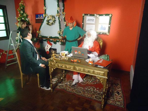 Natal do Louco de Bom (Foto: Divulgação/RPC TV)