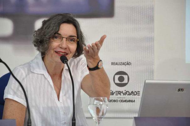 Yvana Fechine (Foto: Renato Velasco)
