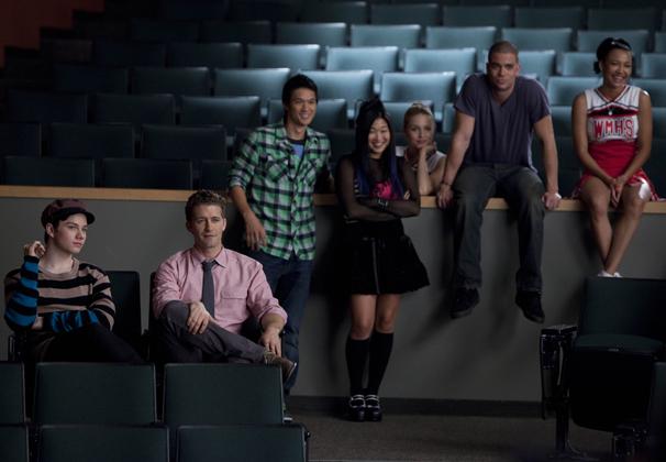 O clube Glee está atrás de novos membros no primeiro episódio da nova temporada (Foto: Divulgação)