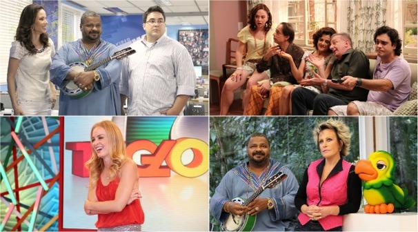 Samba da Globalização (Foto: TV Globo)