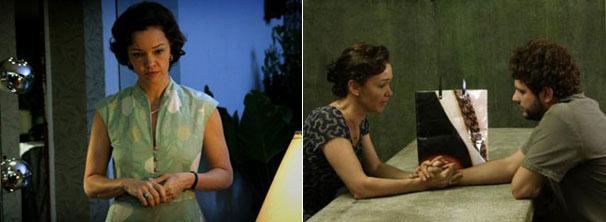 Julia interpretou Maria Luiza desde a infância de João Guilherme até a fase adulta (Foto: Divulgação)