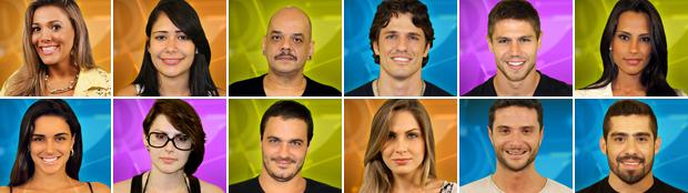 Big Brother Brasil 12 começa na noite desta terça! (divulgação)