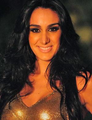 Marina Elali (Foto: Frederico Rozário/ TV Globo)