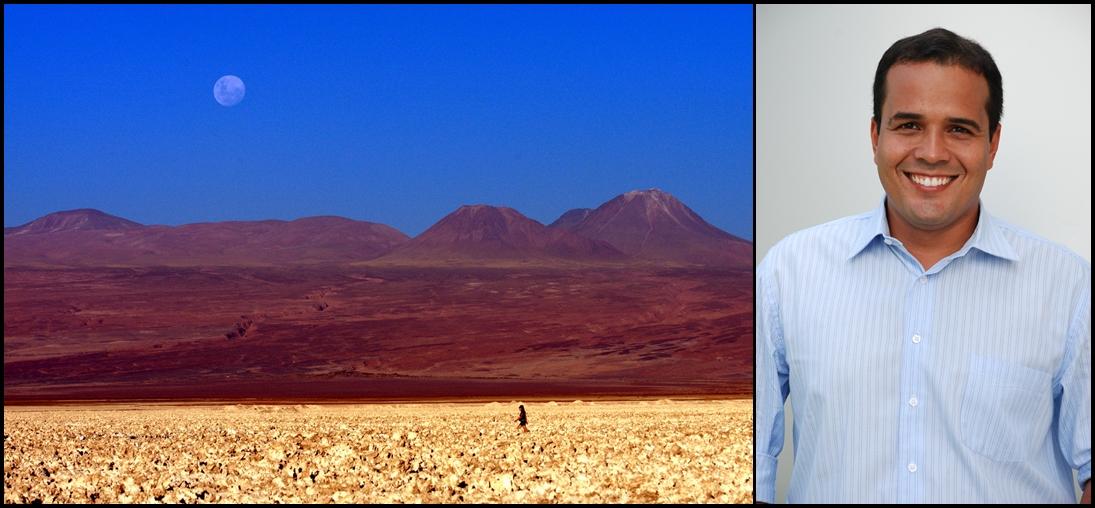Laerte Cerqueira - Deserto do Atacama (Foto: Divulgação)