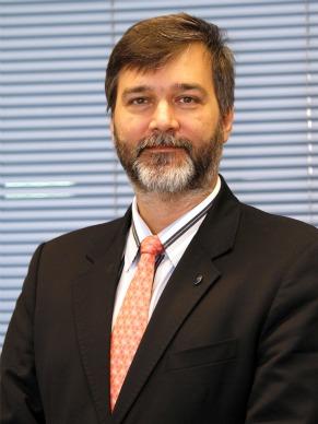 Rudolf Noronha, gerente de qualidade do ar do Ministério do Meio Ambiente (Foto: Divulgação / Martim Garcia/MMA)