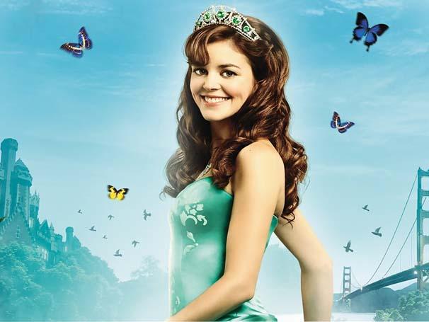 Nora Zehetner é a princesa Ithaca (Foto: Divulgação)
