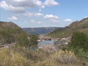 Globo Ecologia: rio São Francisco (Foto: Reprodução de TV)